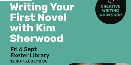 Writing Your First Novel with Kim Sherwood tickets