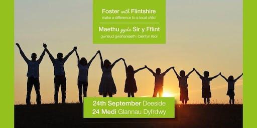 Fostering Information Evening | Noson Wybodaeth Maethu