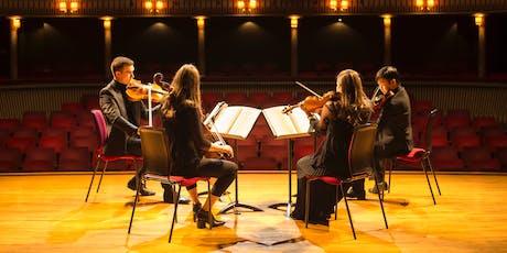 Pre-Concert Recital: Royal College of Music Musicians - Brompton Quartet tickets