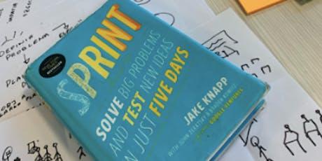 Design Sprint - Meet up Innovación entradas