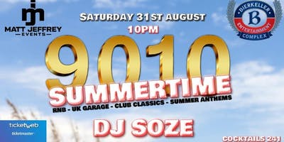 9010 Summertime ( RnB Ukg Club Classics Dance summer anthems)