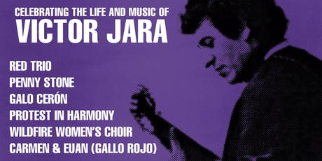 Celebrating Victor Jara's Life and Music tickets