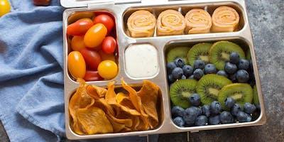 Kids Back to School Healthy Lunch Pack Workshop
