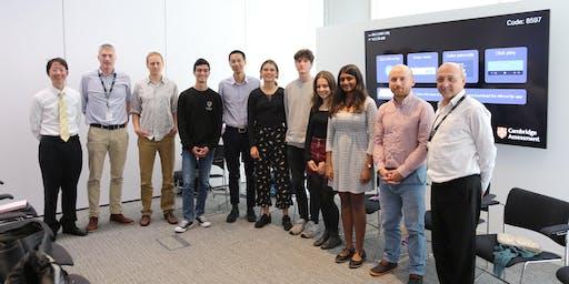 UROP Student Presentations
