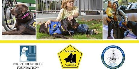 Primer Workshop Internacional sobre Perros de Asistencia en Argentina entradas