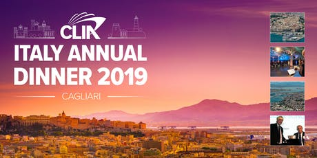 CLIA Italy Annual Dinner 2019 tickets