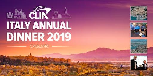 CLIA Italy Annual Dinner 2019