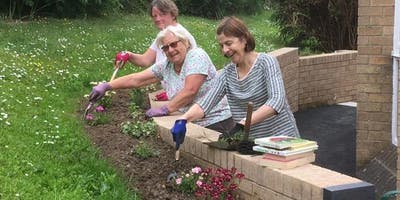 Dore and Totley Outdoor Taskforce - Totley Library Gardening