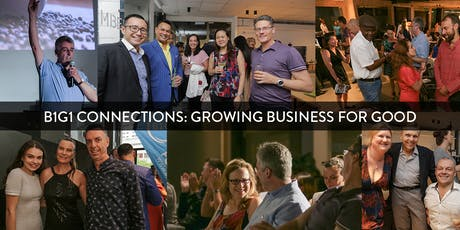 B1G1 CONNECTION: Growing Business for Good (Dec) tickets