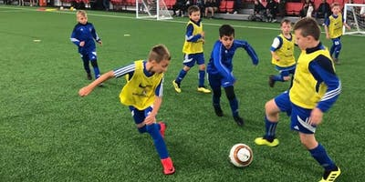 Whittlesey Football Fun Day in assn with Leicester City FC Academy Recruitment