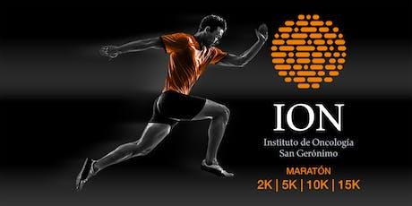 Maratón Solidaria ION 2019 · Grupo San Gerónimo [Cambio de fecha] entradas