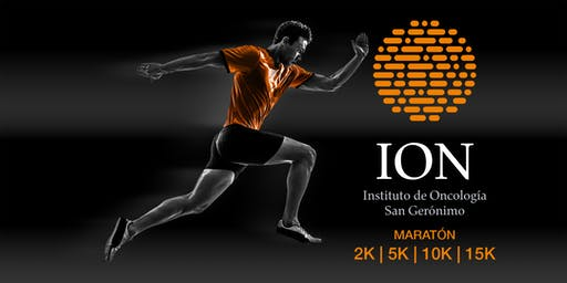 Maratón Solidaria ION 2019 · Grupo San Gerónimo