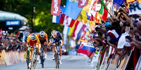 Watch the world road champs at Lymestone Brewery tickets