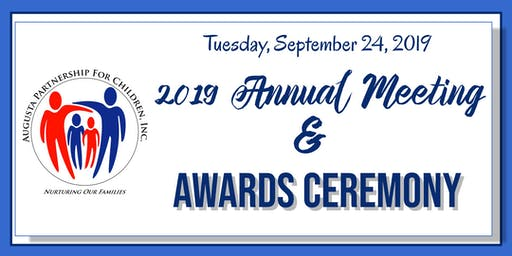 Annual Meeting & Awards Ceremony
