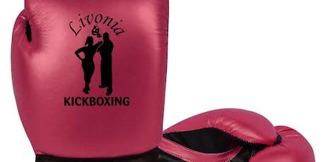 Livonia Kickboxing Grand Opening Class#3 tickets