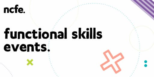 Functional Skills Webinar - Digital approaches for Maths and English (Event No.201964)