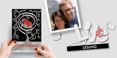 LESUNG: Sylvia Bommes und Marcel Schneider Tickets
