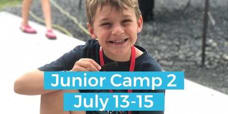 Junior Camp 2 tickets