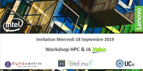 Invitation exclusive Valeo «Innovation AI & HPC» tickets