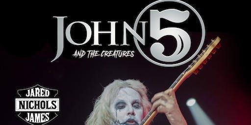 JOHN 5 w/ Jared James Nichols, Reverend Jack