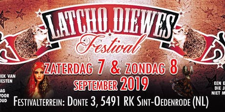 Latcho Diewes festival tickets