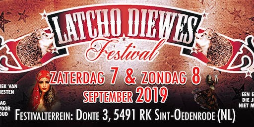 Latcho Diewes festival