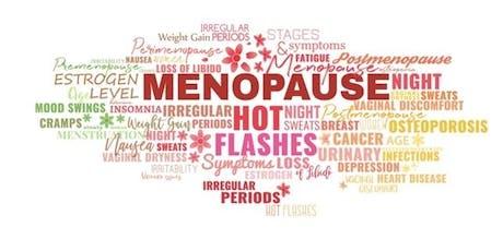 Menopause workshop tickets