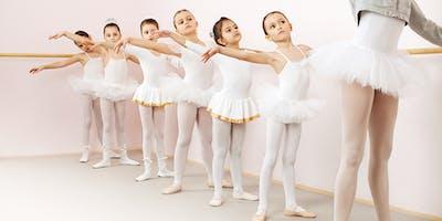 6 week dance session
