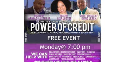 The Power of Credit - New Jersey