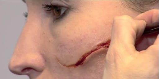 Introduction to Professional Prosthetics FX Makeup