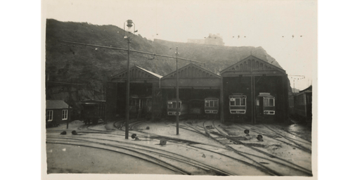 Heritage Open Days 2019: Tour of the Manx Electric Railway work sheds at Derby Castle
