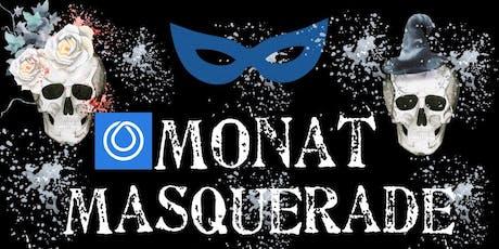 Monat Masquerade tickets