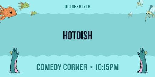 Hotdish at Comedy Corner Underground