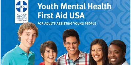 Youth Mental Health First Aid (2 Day) tickets