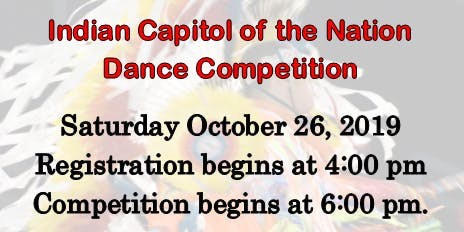 Indian Capitol of the Nation Dance Competition