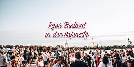 Hamburg Rosé Festival 2019 Tickets
