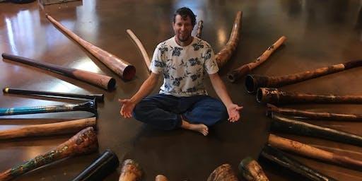 Intro to Didgeridoo with Sam David Sep 3