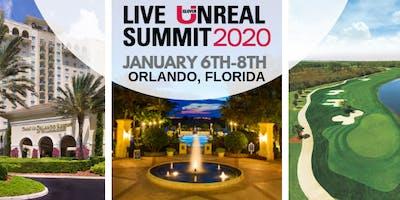 Live Unreal Summit 2020