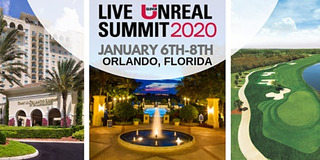 Live Unreal Summit 2020 tickets