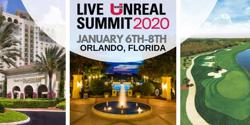 Live Unreal Summit 2020