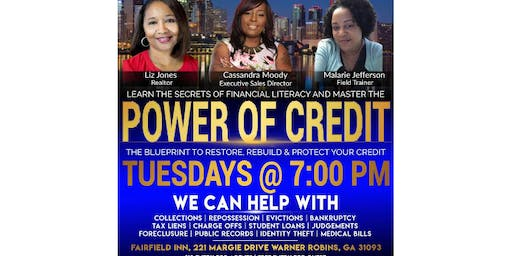 The Power of Credit - Warner Robins Ga