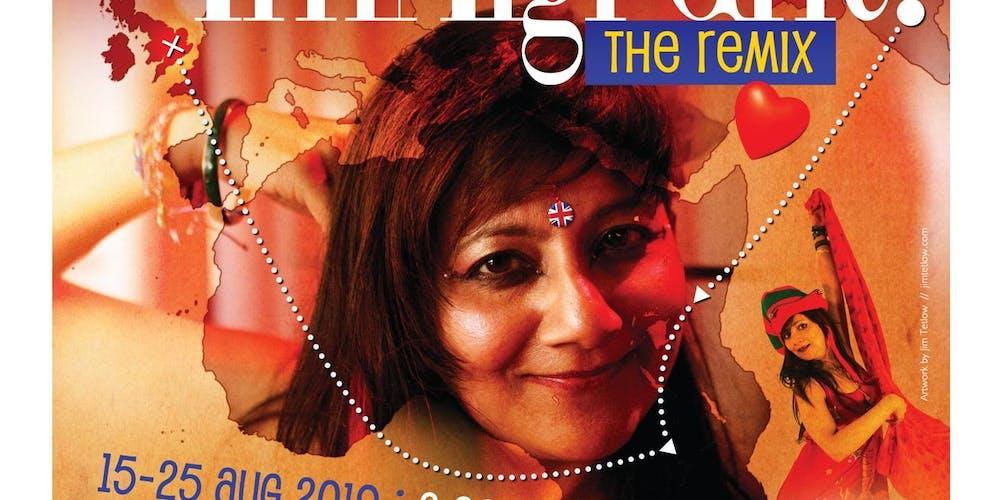 Ishi Khan:I'mMigrant Tickets, Fri 16 Aug 2019 at 14:00 | Eventbrite