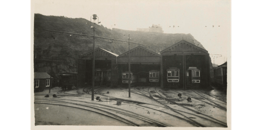 Heritage Open Days: Tour of the Manx Electric Railway shed at Derby Castle