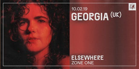 Georgia @ Elsewhere (Zone One) tickets