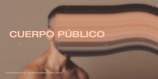 Cuerpo Público - Danza contemporánea