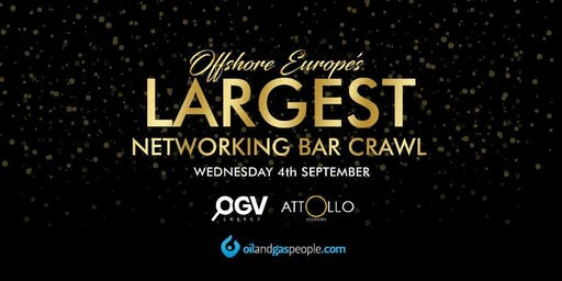 Offshore Europe's Largest Networking Event
