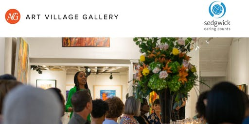 Colombian Exhibition Dinner & Dialogue   Come be a part of the story