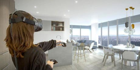 Virtual Reality for ID and Architecture Workshop tickets