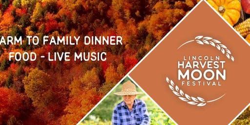 Farm to Family Dinner
