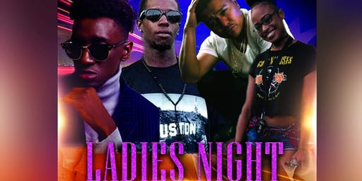 Ladies Night W/ A Twist - Every Thursday